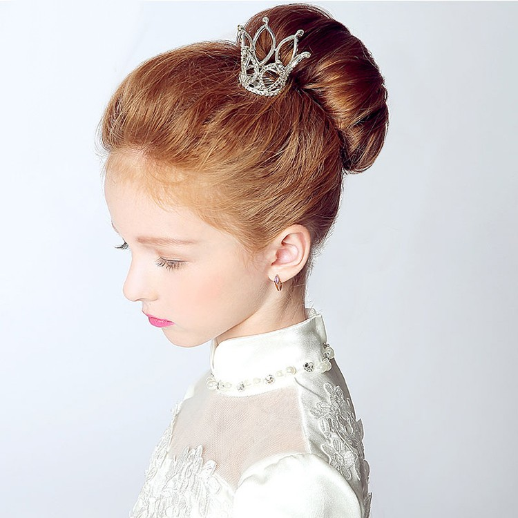 HTB1em1PNXXXXXcqXVXXq6xXFXXXn Dainty French Rhinestone Crystal Mini Tiara Hair Accessory For Girls/Women