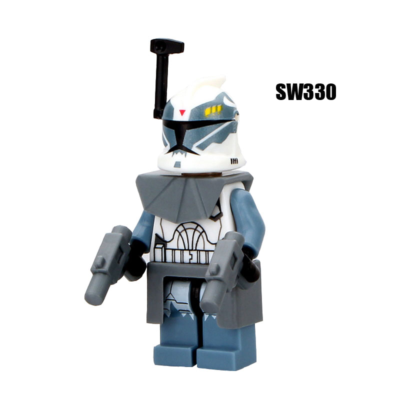 Blocks Single Sale Super Heroes Star Wars 330 Commander Wolffe Building Blocks Figure Bricks Toys Kids Gifts Compatible Legoed Ninjaed Chills And Pains Toys & Hobbies