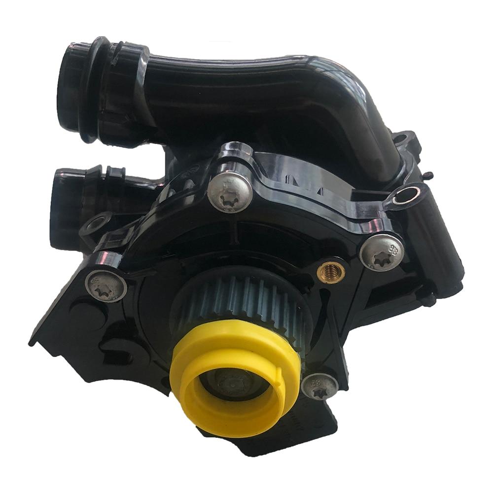 EA888 1.8T 2.0T Engine Water Pump 06H121026 J/N/AG/AF/BD/CQ for VW Jetta GTI GOLF/GTI TIGUAN Passat AUDI A3 A4 A5 A6 A8 EA888 1.8T 2.0T Engine Water Pump 06H121026 J/N/AG/AF/BD/CQ for VW Jetta GTI GOLF/GTI TIGUAN Passat AUDI A3 A4 A5 A6 A8