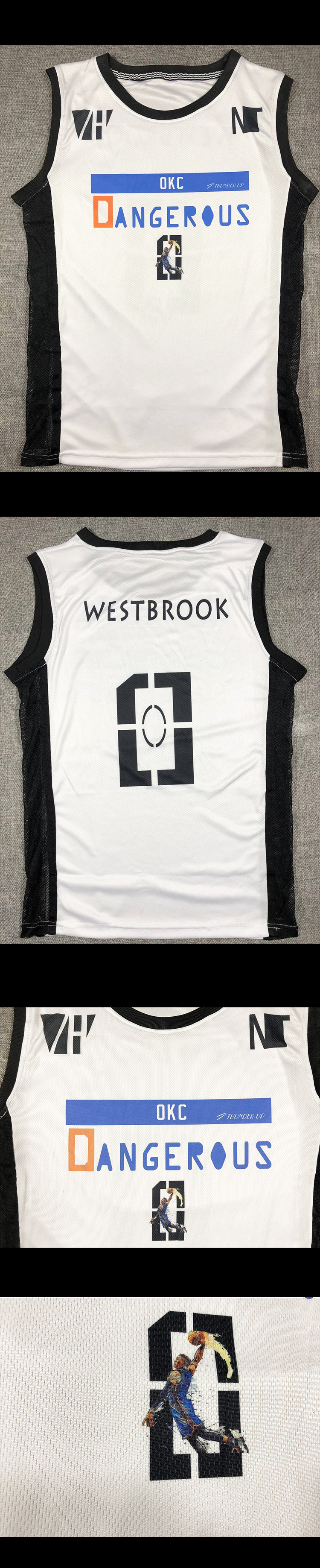 Detail Feedback Questions about SYNSLOVEN Men Basketball Jersey okc ... de8652e4f