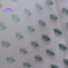 custom printed logo gift tissue paper/Moisture packaging paper for shoes/clother wrapping