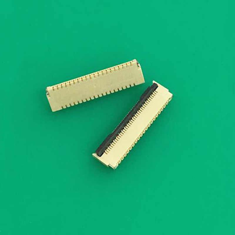 5 قطعة FH35W سلسلة موصل مقبس 21/23/25/33/35/39/41/45/61 دبوس 0.3 الملعب صدفي الخلفية للكمبيوتر المحمول رقيقة شاشة LCD