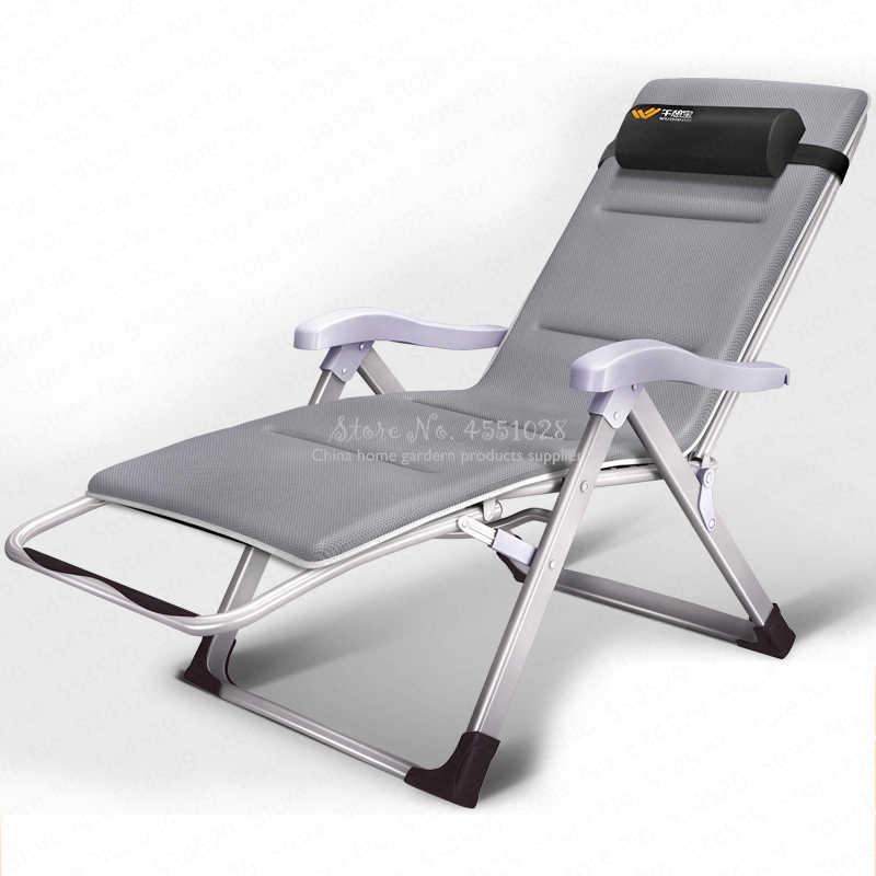 Office Nap Chair 8 Gear Lounge Chair Portable Folding Chair Outdoor Patio Pool Beach Yard Lawn Recliner Zero Gravity Chair Chaise Lounge Aliexpress