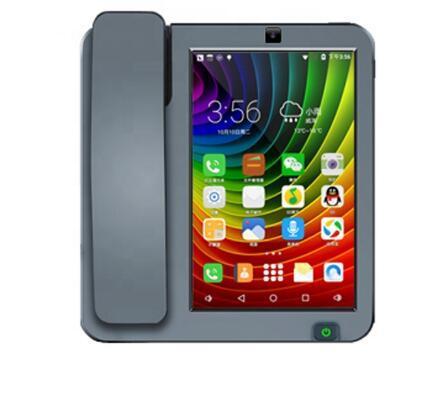 4G TDD-LTE: B38/B39/B40/B41 FDD-LTE: teléfono inalámbrico B1/B3 de comunicación de vídeo fijo GSM/WCDMA/LTE para oficina