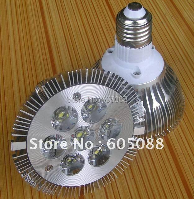 2015 New arrival Epistar 7w par30 font b led b font bulb lamp e27 AC85 265v