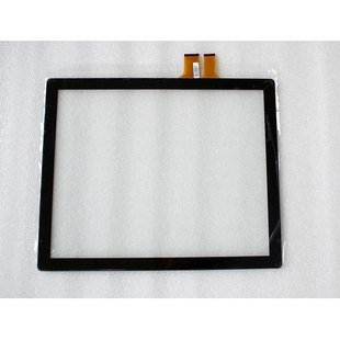 10.1 inch projected capacitive touch screen, 10 points multi touch screen overlay panel kit for LED monitor