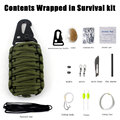 Explosive wild survival camping mountain camping first aid kit outdoor travel traveling by car travel emergency package