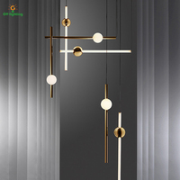 New pendant lights lamparas de techo colgante moderna hanging lamp nordic light led pendant light vallkin lampara colgante