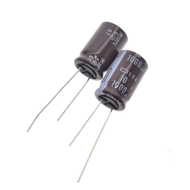 10pcs 1500uf 10v Rubycon Electrolytic Capacitor 10v1500uf MBZ Ultra Low ESR