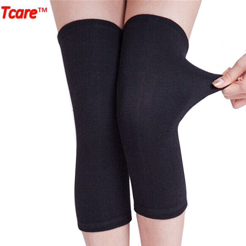 Tcare Far Infrared Magnetic Therapy Knee Pad Knee Support Health Care Knee Brace Kneepads Elastic Sports Knee Braces цена