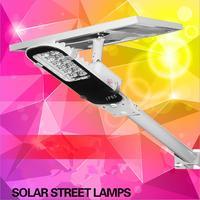 2015NEW Solar Lamp light Sensor Lighting solar Panel LED Street Light Outdoor Path Wall Emergency Lamp Security Spot Light IP65
