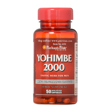 Yohimbe 2000 мг 50 шт