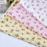 high quality Pure cotton printing jacquard fabric for cloth overpull for home textile fabric for sewing 50*145cmpiece tj4105