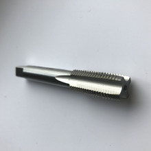 Free shipping 1PC left hand HSS M2 made Full CNC grinded Machine straight flute standard taps for theading steel iron aluminum free shipping of 1pc hss 6542 made full cnc grinded thin kerf m50 1 5 machine straight flute tap screw taps for metal threading