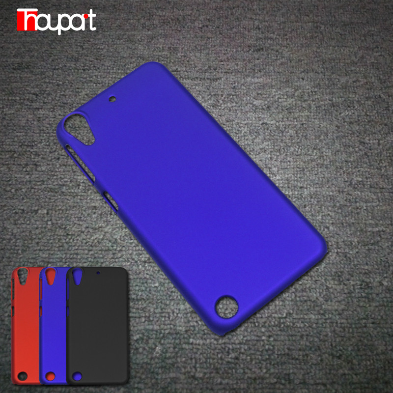For HTC 530 630 Case Good touch feel Rubber Paint PC font b Cover b font