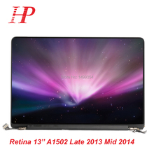 "For Macbook Pro A1502 Retina Display 13"" Screen LCD Top Assembly Late 2013 Mid 2014"