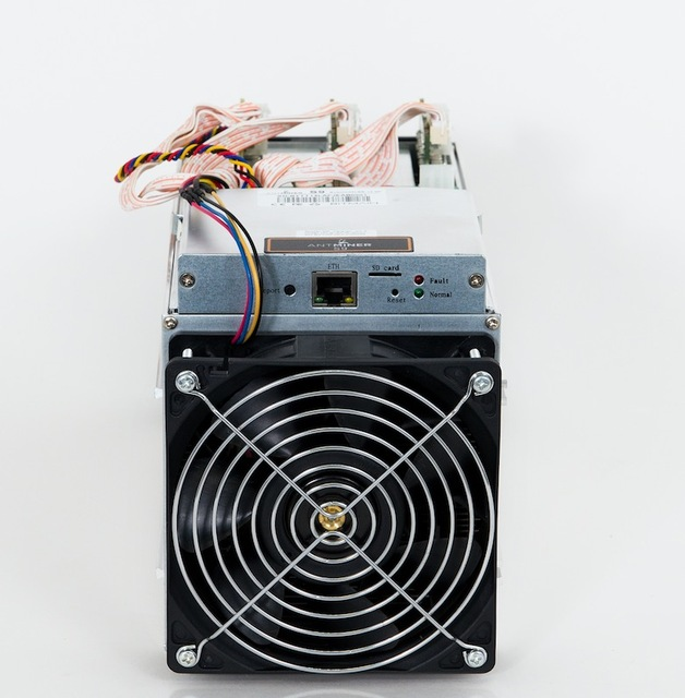2017 New 13Th/s AntMiner S9 two fan,13000Gh/s Bitmain Asic Miner, Bitcon Miner,16nm BTC Mining,Power Consumption 1300w,SHA256