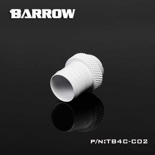 Barrow Black G1 / 4 'tipo moneda para 1/2 (ID12.7MM) tubería de agua - Componentes informáticos - foto 3