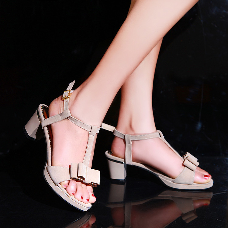 цена 2017 New Arrival Top Medium(b,m) Plus Size Ladies Shoes Women High Heel Pumps Sapato Feminino Summer Style Chaussure Femme 8816