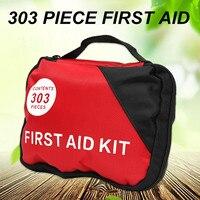 1 комплект, 303 шт., аптечка для первой помощи, набор для экстренной помощи-обязательно для каждой семьи, легкие комплекты для первой помощи