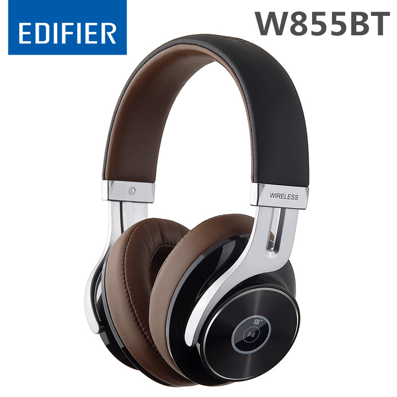 Edifier W855BT W830BT Wireless Bluetooth 4 1 Headphones Stereo HIFI Wireless Headphone with Microphone Gaming Headset