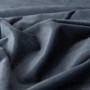 Image 4 - Europäischen Stil Sofa Abdeckung Für Wohnzimmer Grau Plüsch Hussen Stretch Möbel Schnitt Couch Abdeckung Luxus Stoff Spitze Decor