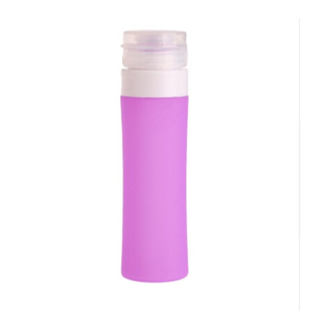 Silicone Travel Packing Bottle for Lotion Shampoo Bath Container Hot for Travel Bag Parts & Accessories