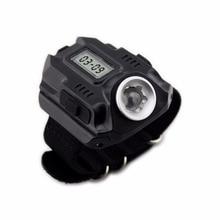 PANYUE 5PCS Watch Flash Light Led watch Flashlight LED Wristlight Rechargeable Lamps Lantern Waterproof Wrist Lighting