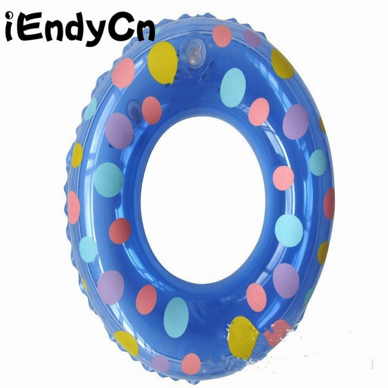 IEndyCn Summer PVC Inflatable Swim Ring Children Swimming Ring Swimming Pool Accessories GXY210