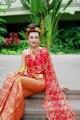 Мода таиланд стиль женщины сценические костюмы для певцов женский костюм танец партия ночной клуб платье Сексуальные Женщины Этап Наряд