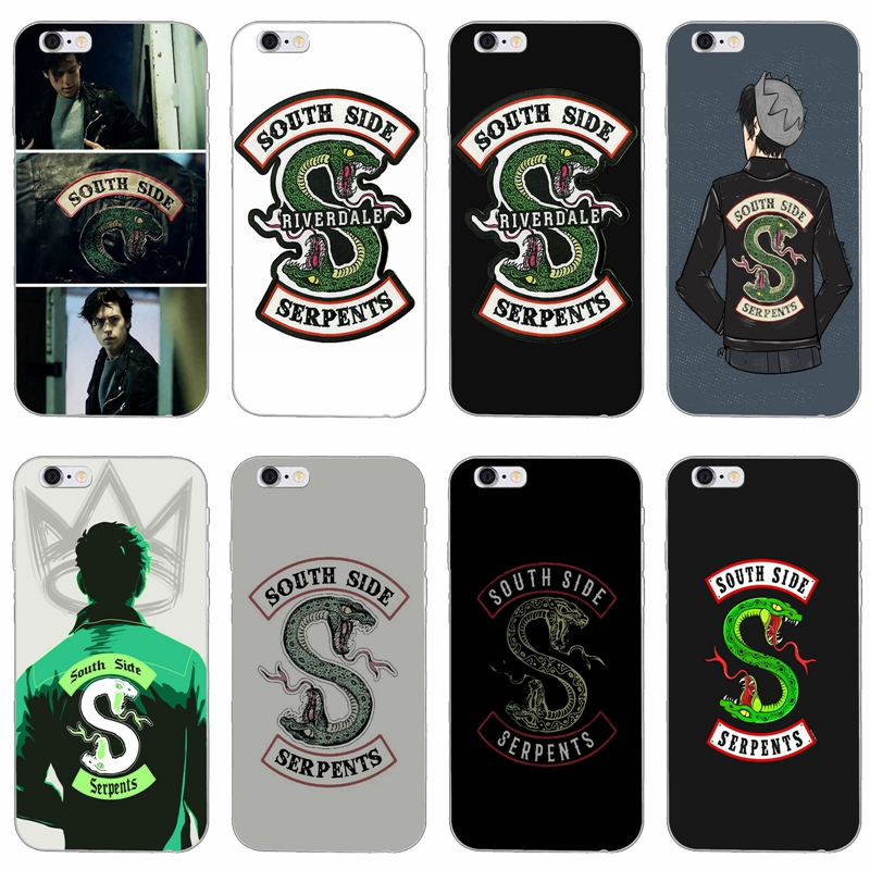 coque iphone 6 south side serpent