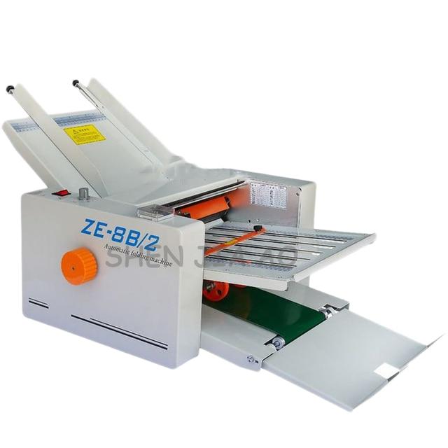 automatic folding machine product description paper folding machine Desktop origami machine 110/220V