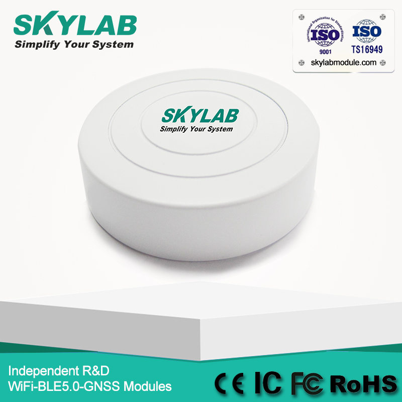 SKYLAB VG01 3M Sticker nRF51822 UUID Programmable BLE Beacon with CR2477 Coin/Button Battery