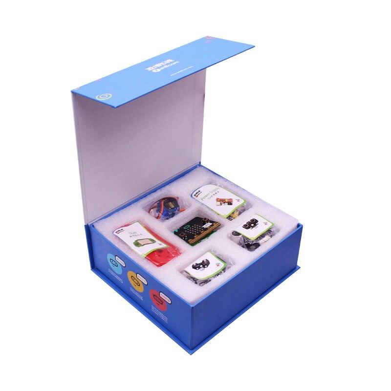 Micro: bit Plezier Leren Kit Microbit Grafische Programmering Board STEM-in Onderdelen & accessoires van Speelgoed & Hobbies op  Groep 3