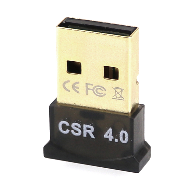 USB Bluetooth Adapter V4.0 CSR Dual Mode Wireless Mini Bluetooth Dongle 4.0 Transmitter for Windows 10 8 Win 7 Bluetooth Car orico mini usb bluetooth 4 0 wireless dongle csr micro adapter portable receiver transmitter dual mode for windows vista golden
