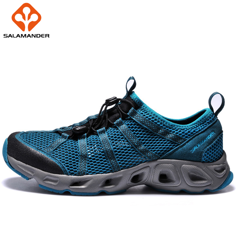 SALAMANDER Mesh Breathable Running Shoes Light Weight ...