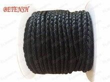 3mm Black Dragon Squama Gevlochten Nylon Koord + 17 m/roll Sieraden Accessoires Draad Macrame Touw Armband Neckalce string