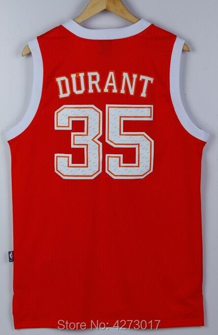 574c13fc3f3 Free Shipping 35 Kevin Durant Jersey Men Texas Longhorns College Basketball  Jerseys Durant Sports Uniform Orange White. Price