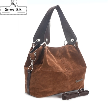 Brand handbag women shoulder bag female large tote bag soft Corduroy leather bag crossbody messenger bag for women 2018 Сумка