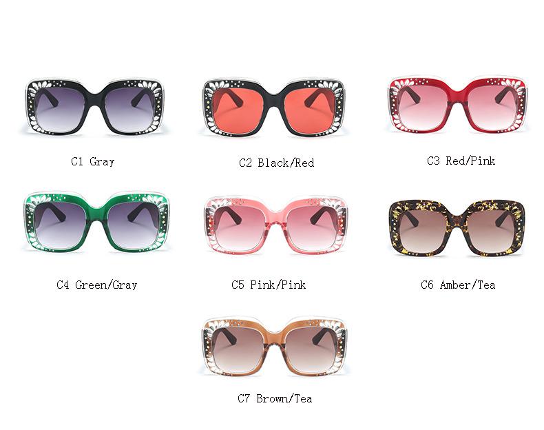 HTB1emFbbvDH8KJjy1Xcq6ApdXXau - Oversize Square Frame Rhinestone Sunglasses 2018 - Trending Fashion