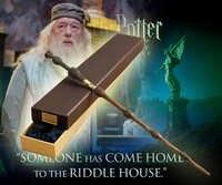 Neue Metall Core die Ältere Dumbledore Zauberstab/Harry Magische Stab/Hohe Qualität Geschenk Box Verpackung