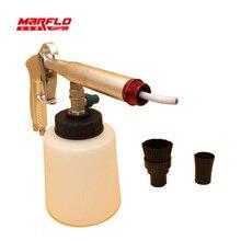Marflo pistolet à eau pour lavage de voiture, tornade, Lance neige, alliage, outil de nettoyage, qualité supérieure