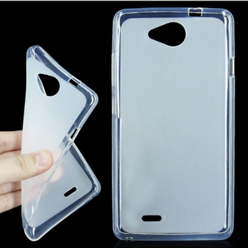 YSW For ZTE Blade GF3 Case Fashion Gel Silicone Soft Case Pudding Case Matte Cover For ZTE GF3 GF 3 / T 320