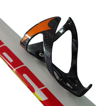Multi Color Carbon Bottle Cage for Cycling Glossy or Matt Bottle Cage spare parts for your bike