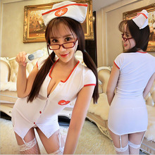 Sexy Costumes Nurse Lingerie Women Products