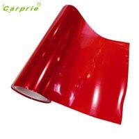 Dropship Hot Selling Red Color Chameleon Change Auto Tint Vinyl Wrap Sticker Headlight Film Car Light 100*30cm Gift Aug 18