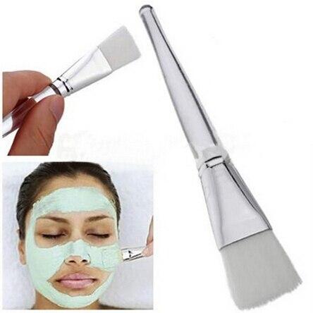 Mujeres señora chica máscara Facial cepillo cara ojos maquillaje cosmético belleza suave corrector cepillo de alta calidad herramientas de maquillaje