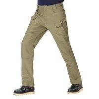 Tactical Pants Men Winter Fleece Cargo Pants IX7 Military SWAT Combat Trousers Male Casual Warm Thick Waterproof Cargo Trousers