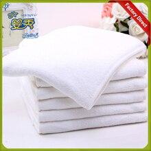 Многоразовые пеленки вставки абсорбент, способный преодолевать Броды для взрослых ткань пеленки 4 слоя подгузник из микрофибры гильзы моющиеся пеленки вставки 20X49 см