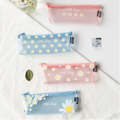 1Pcs Kawaii Pencil Case Yan Yafeng Gife Estuches School Pencil Box Pencil Bag School Supplies Stationery Make Up